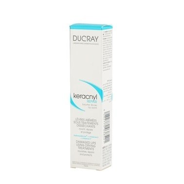 Ducray Keracnyl Repair Lip Balm 15ml Renksiz